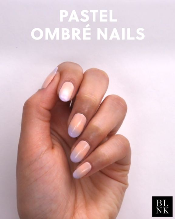 How to Do Pastel Ombré Nails #nailart #ombrenails #pastelnails #summernails #su…