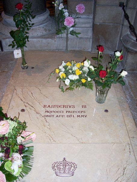 Prince Rainier (1923 - 2005) Ruler of the principality of Monaco, widower of Princess Grace