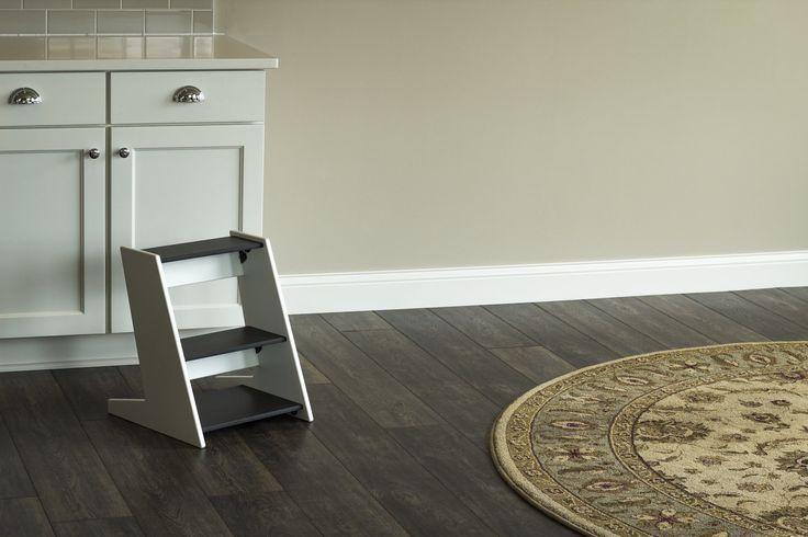 Genoa Step Stool from 360Five Designs, Modern Step Stool, Kitchen Step Stool, Plastic Step Stool