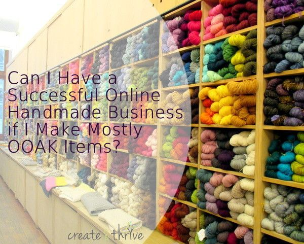 Today's question is from Annaliese, who asked on the C&T Facebook page: I'm struggling with how to manage multiple ways of selling (eg. own site, etsy, madeit, markets, consignments etc) when a...