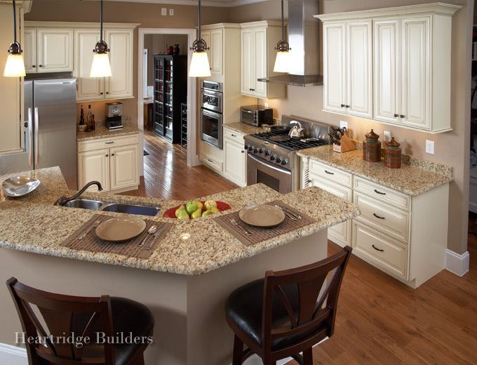 Find This Pin And More On Odd Shaped Kitchen Islands By Odehprep.