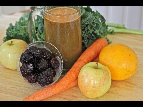 Homemade Vegetable Fruit Juice (Kid Approved Juicer Recipe)