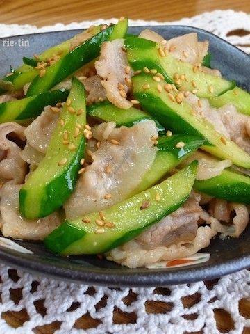 7月6日の「ノンストップ!」で取り上げられた、人気の夏野菜・きゅうりと豚肉を合わせたレシピをお届け!