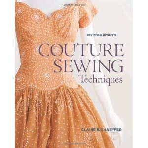 Couture sewing ... taking apart couture clothes to see what makes them work.