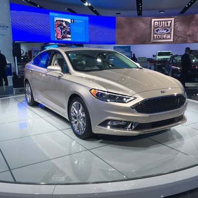 ford fusion 2017 review
