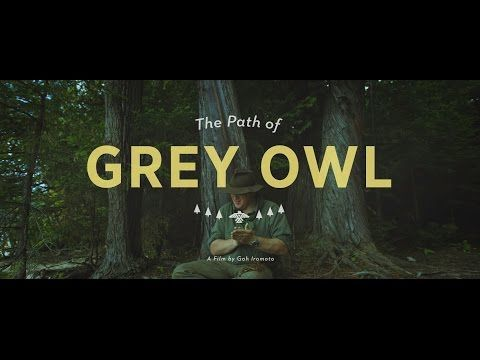 Re-trace conservationist Grey Owl's path into the legendary Northeastern Ontario's Temagami region - n'Daki Menan Aboriginal community. Experience the Old Growth Forest and beauty that captured Grey Owl's heart, traveling by land, air, and paddle into the heart of Lady Evelyn-Smoothwater Provincial Park. A film by Goh Iromoto.