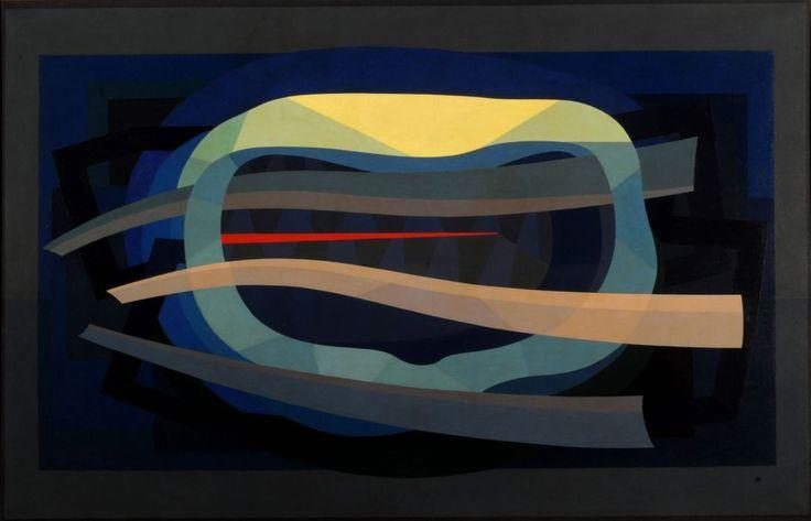 Invierno en París (1955) Emilio Pettoruti