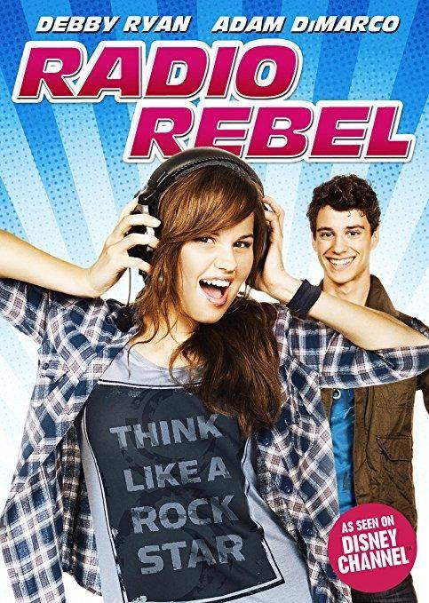 Debby Ryan & Sarena Parmar & Peter Howitt-Radio Rebel