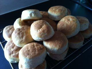 Ager bager: Tebasser