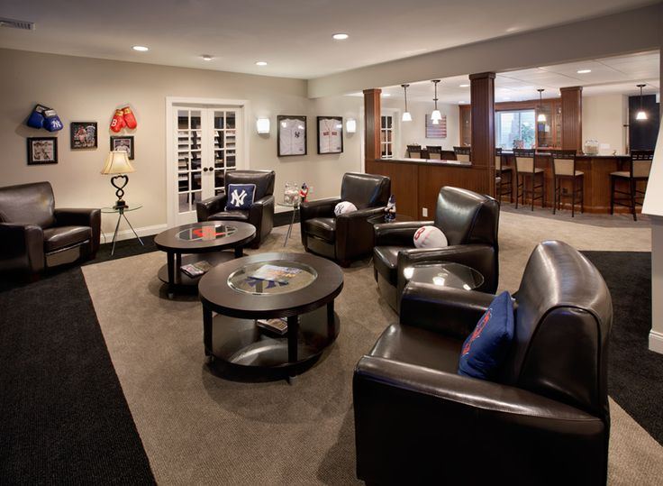 New toll Brothers Basement