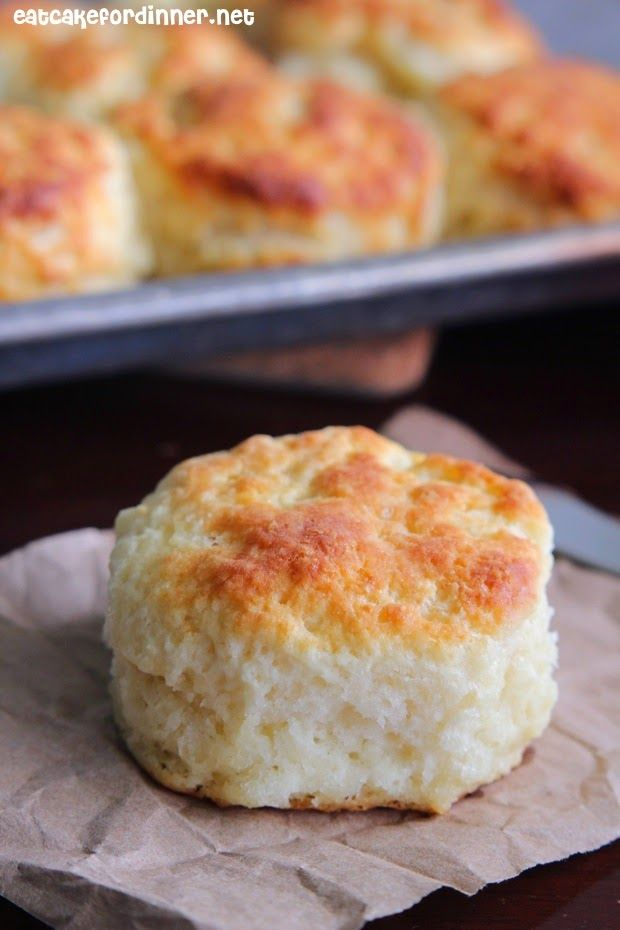 Biscuits: Sweet and Savory Southern Recipes for the All-American Kitchen , by: Jackie Garvin     An entire cookbook full of biscu...