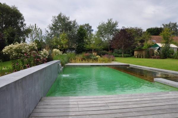 Ecologische zwembaden balnearis exteriors pinterest exterior - Zwembaden ecologische ...