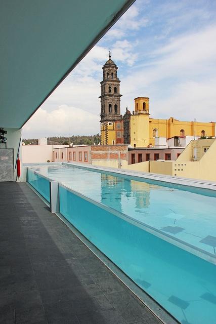 Hotel La Purificadora, Puebla, Mexico