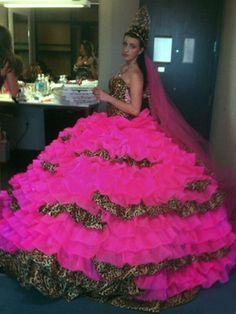 gypsy dresses   look sondra celli breaks down gypsy sisters mellie s wedding gypsy ...