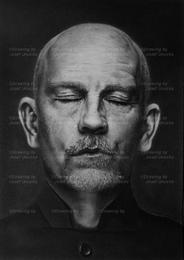 Portréty (portraits) :: Kresby tužkou