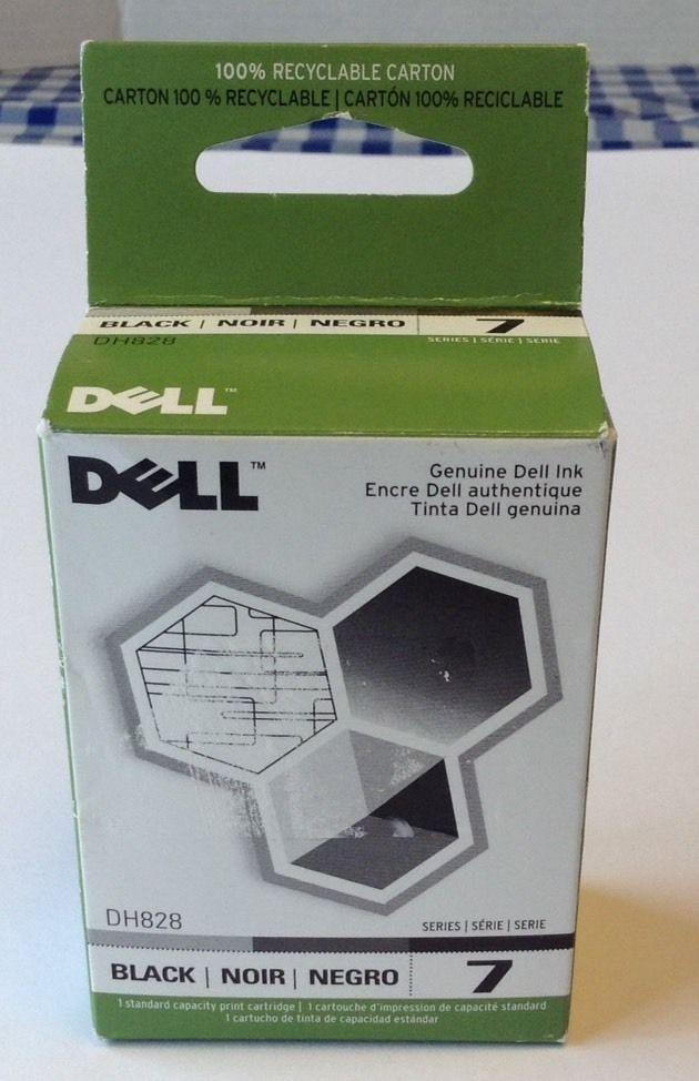 GENUINE Dell DH828 Series 7 Black Ink Cartridge NIB For Printers 966, 968, 968w   Computers/Tablets & Networking, Printers, Scanners & Supplies, Printer Ink, Toner & Paper   eBay!