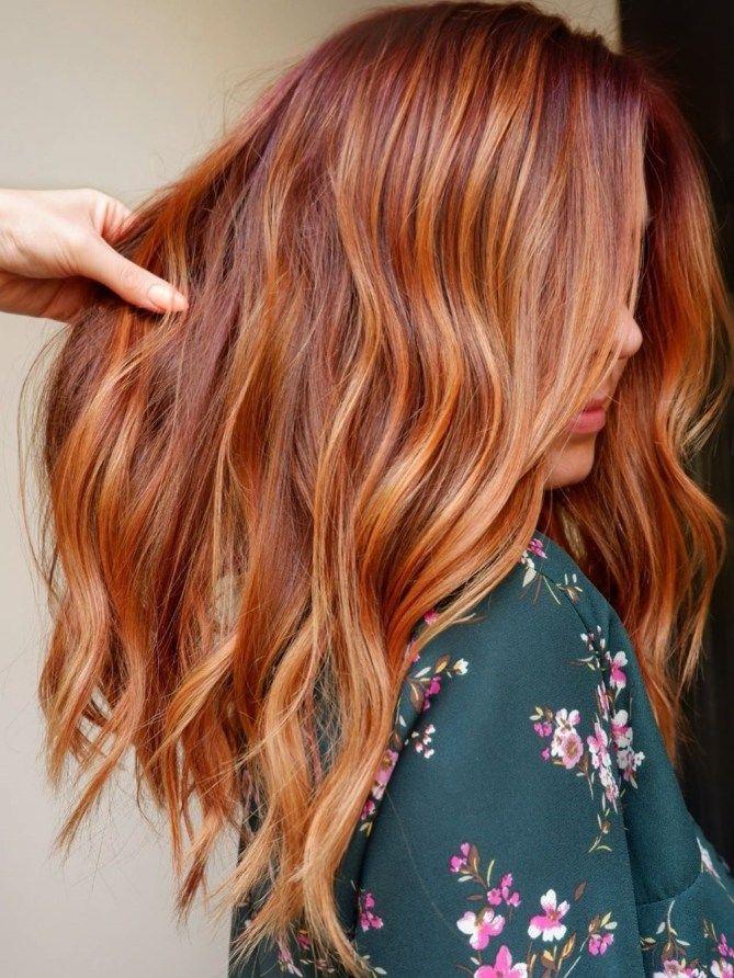 50 Dainty Auburn Hair Ideas to Inspire Your Next Color Appointment - Hair Adviser in 2021 | Hair color auburn, Light auburn hair color, Auburn red hair