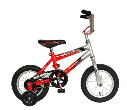 Mantis Lil Burmeister Kid's Bike, 12 inch Wheels, 8 inch Frame, Boy's Bike, Red/Silver by Mantis. Mantis Lil Burmeister Kid's Bike, 12 inch Wheels, 8 inch Frame, Boy's Bike, Red/Silver. 12-Inch.