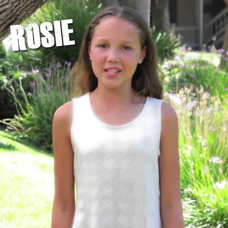 Rosie g launch video girl rosie gal