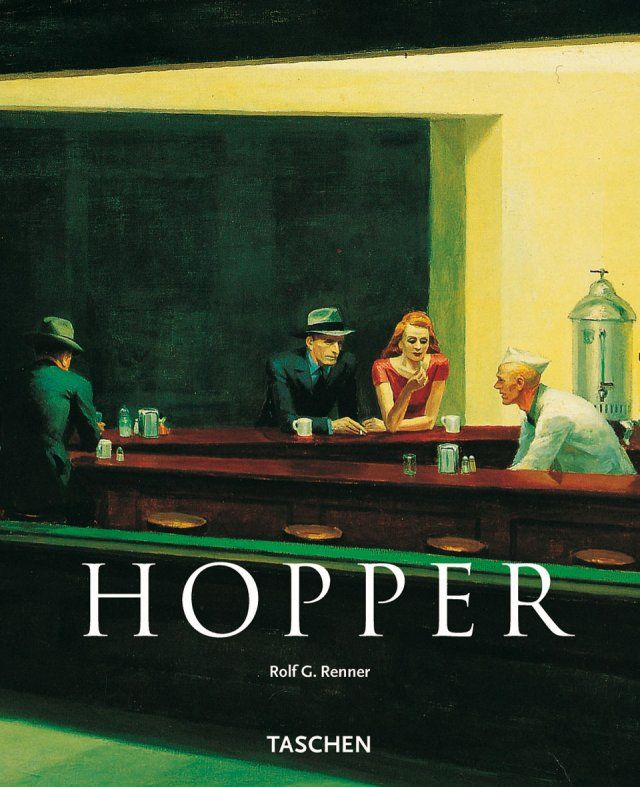 Hopper. TASCHEN Books (Basic Art Series)