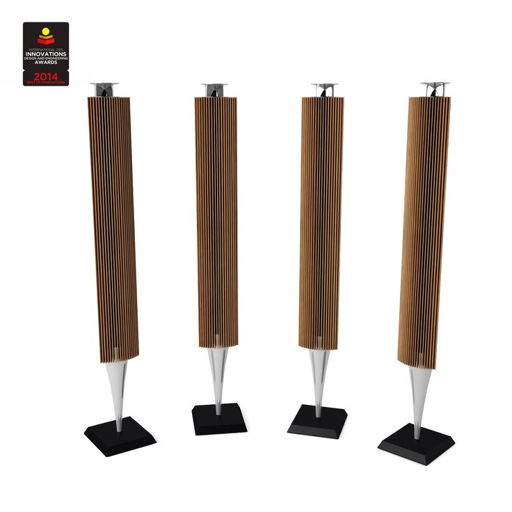 BeoLab 18 by Bang&Olufsen http://dimensiva.com/