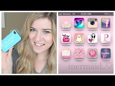 """What's On My iPhone & How I Edit Instagram Pictures!"" @Meghan Rosette on #YouTube #visuals #video"