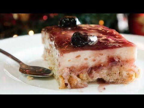 Οικονομικό γλυκάκι νηστίσιμο - Pasta tarifi Live Kitchen - YouTube