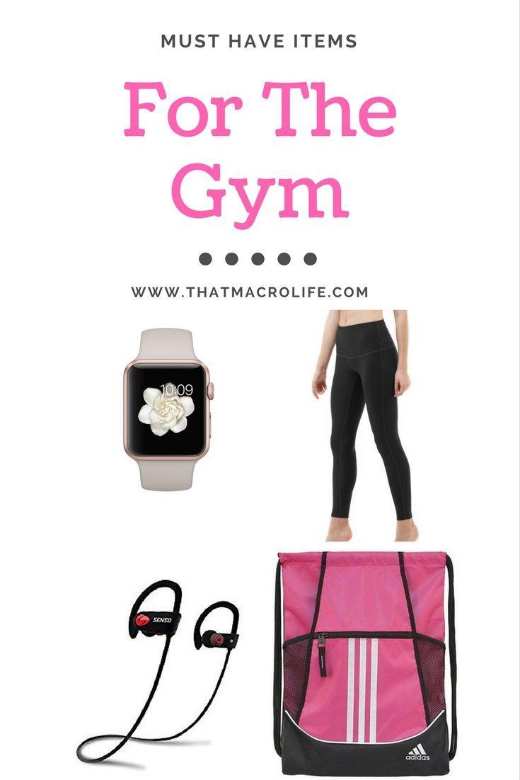 Best gym essentials ideas on pinterest workout