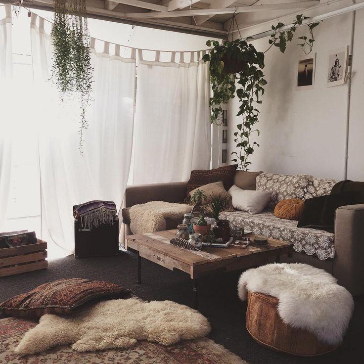 The 25+ best Earthy living room ideas on Pinterest | Sage ... on Room Decor Indie id=46940