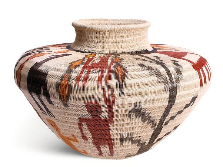 Cántaro Trompo Werregue - Catálogo de Productos - Artesanías de Colombia
