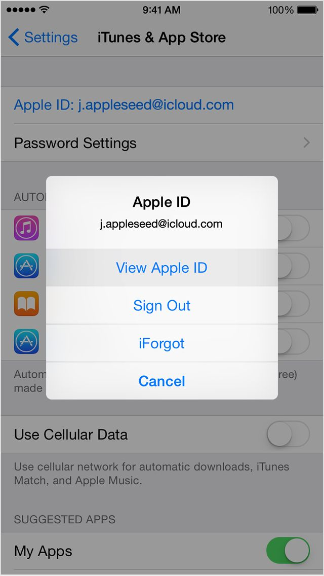 how to change apple id region