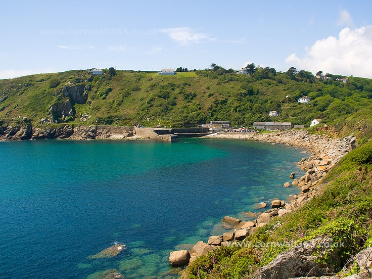 'Lamorna and Lamorna Cove are like chalk and cheese: the village is a ribbon of pretty houses in the deep and wooded Lamorna Valley: a mossy, ferny place, with orchards on the sunny slopes and an artist lurking behind nearly every window.' Slow Travel Cornwall www.bradtguides.com