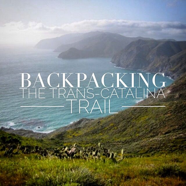 The Trans-Catalina Trail is a 32 mile trail that runs from end-to-end of Catalina Island. This is the essential guide to hiking this epic trail.