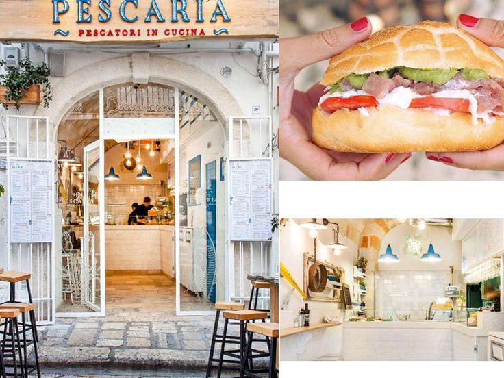 Apre Pescaria a Milano - via bonnet 5