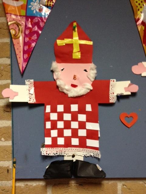 Sinterklaas vlechten