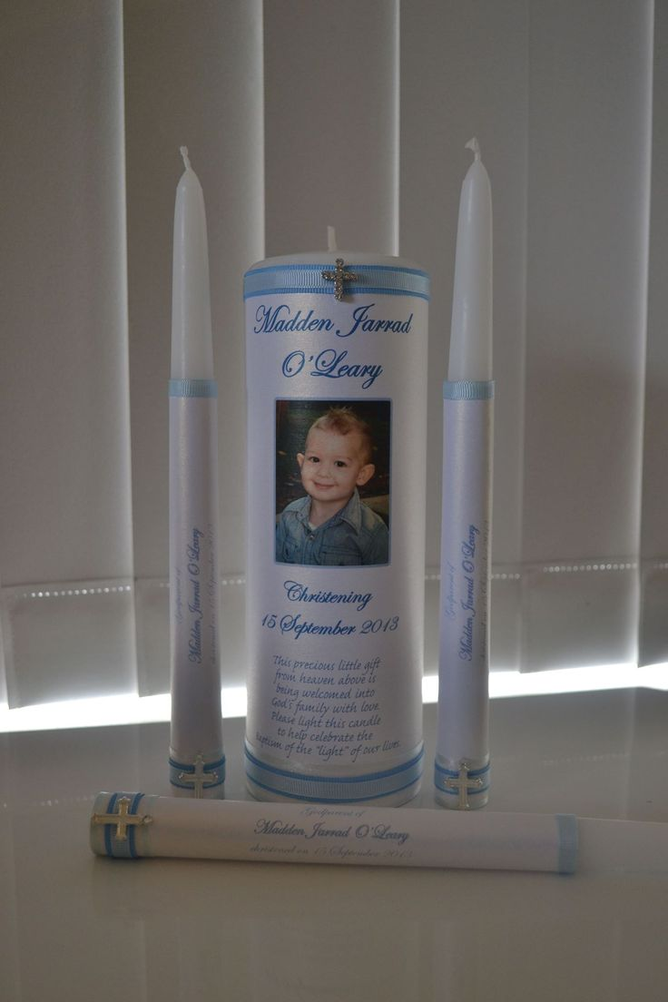 11 best memorial candles images on pinterest centerpieces taper personalised candles in the form of beautiful handmade custom christening candles baptism candles wedding candles great gift ideas buycottarizona Gallery