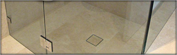 Tile Insert Point Drain