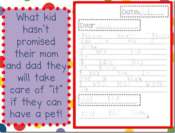 persuasive writing kindergarten I hope everyone has a wonderful week only a few weeks and it's winter break yeehaw.
