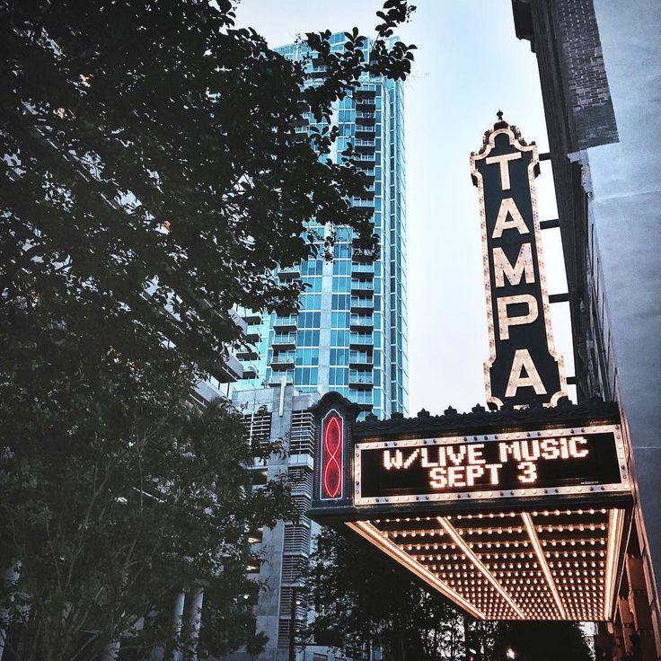 """Juna on Instagram: """"Немного расслабилась с дедлайнами и вынуждена отложить (дописать) пост про учебу 😑 А на фотографии театр города, в котором я живу. Тампа -…"""""""