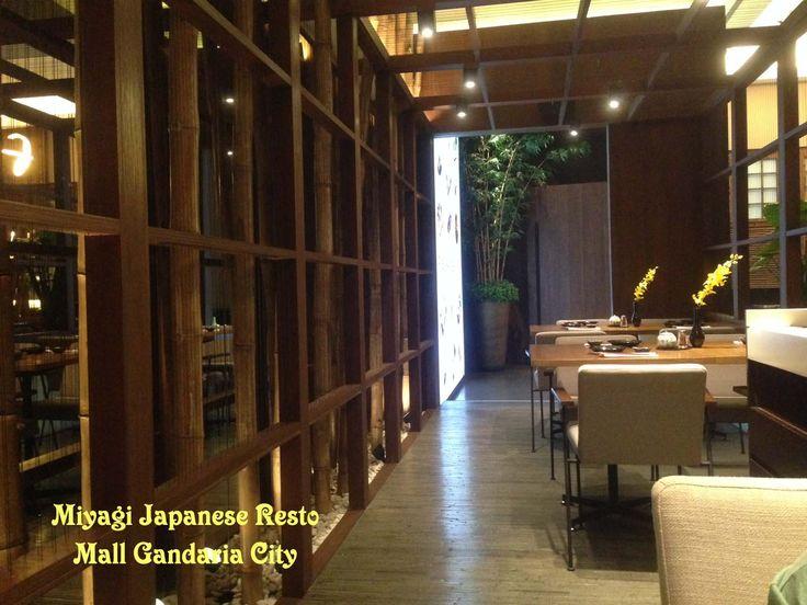 Resto : Miyagi, Eating Place
