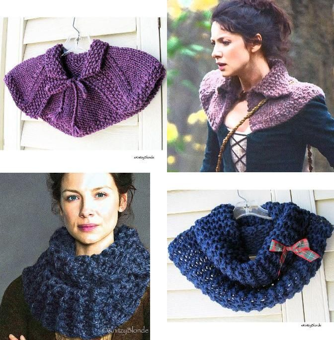 Beautiful Outlander Knits! by KnitzyBlonde - https://www.etsy.com/shop/KnitzyBlonde?section_id=16012357&ref=shopsection_leftnav_1