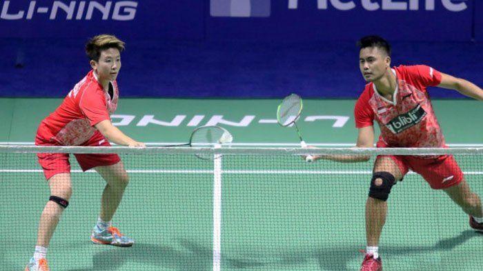 Owi/Butet Tundukkan Pebulu Tangkis Jerman, 3 Wakil Indonesia Lolos ke Perempat Final China Open 2017