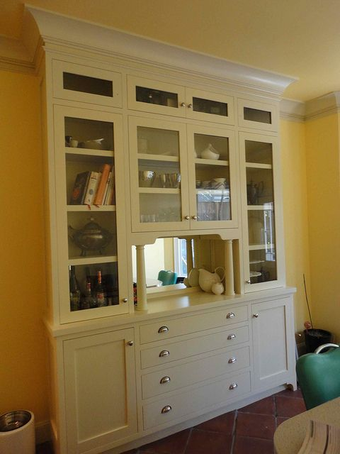 Between Stud Dining Room Hutch