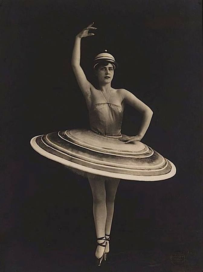 59b116cee72c Costume from The Triadic Ballet (1926)