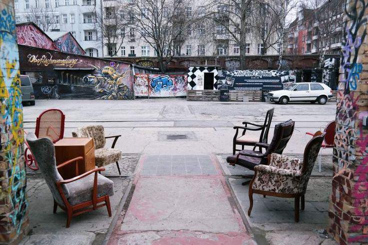 RAW-Gelände, Berlin