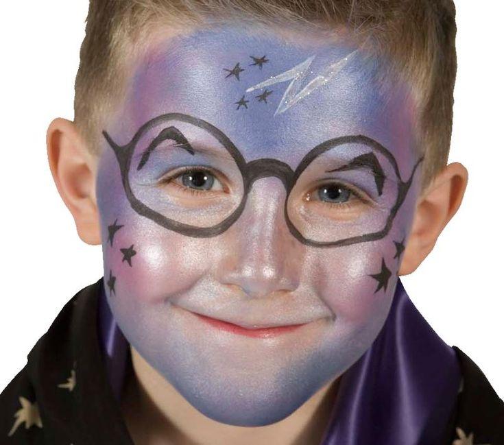 Un petit air d\u0027Harry Potter ce petit sorcier non ? Découvrez tous nos  tutoriels. Maquillage Pour HalloweenMaquillage