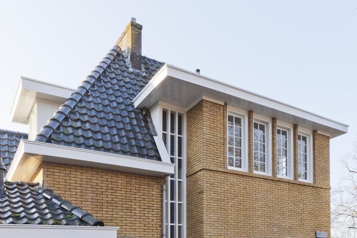 De 'Amsterdamse' school.