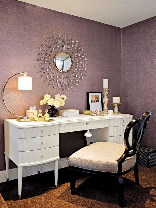 New Home Interior Design Makeup Vanity Ideas