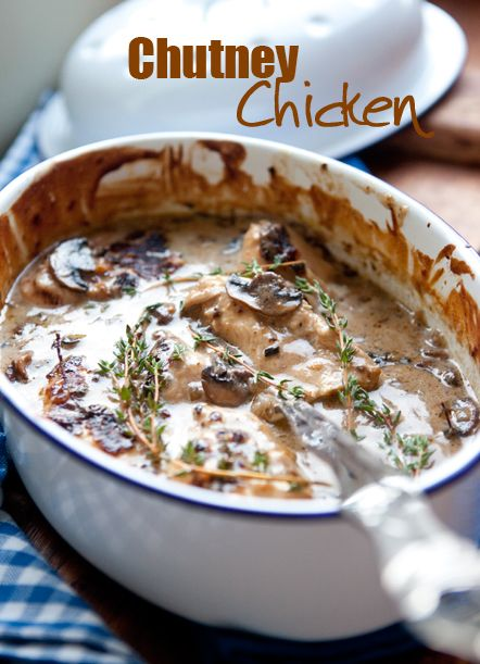 Chutney-chicken