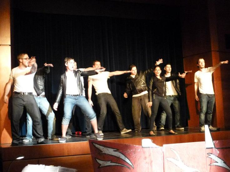 JCU Theatre Group presents GREASE! Spring 2013